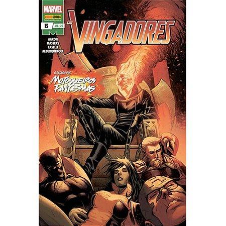 Os Vingadores - 15