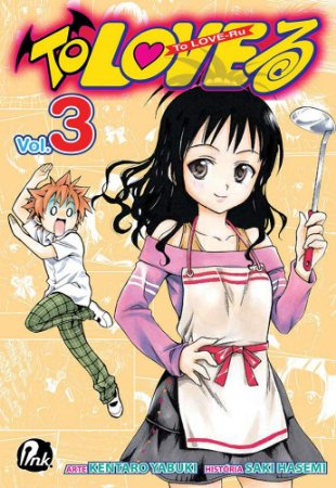 To Love Ru - Volume. 3