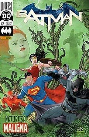 Batman Universo Dc Renascimeto Nº 22