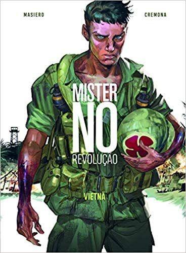 Mister No Revolução - Vol. 1