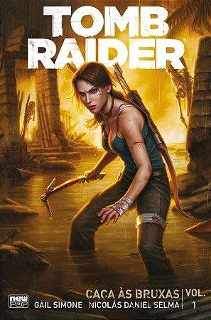 Tomb Raider: Caça Às Bruxas - Volume 01