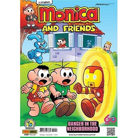 Monica and Friends - Edição 55