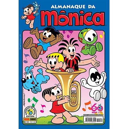 Almanaque da Mônica - 80