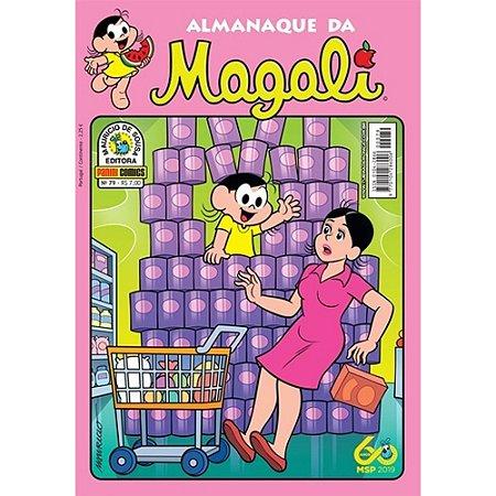 Almanaque da Magali - 79