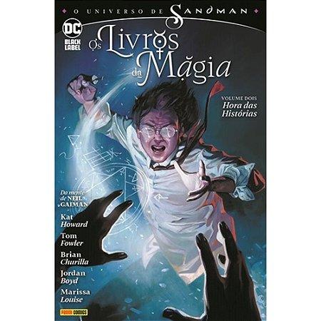 Os Livros da Magia Vol.02