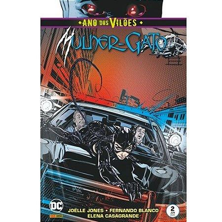 Mulher-Gato - Volume 02