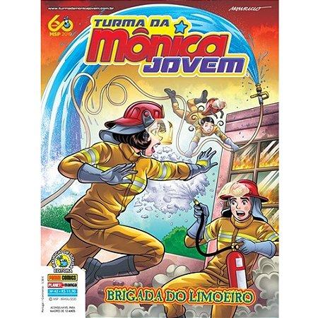 Turma da Mônica Jovem (2ª Série) - 42