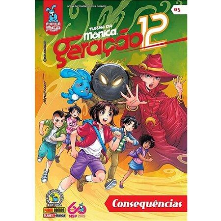 Geração 12 - Volume 05