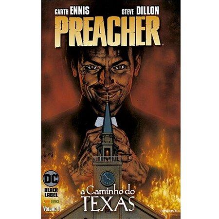 Preacher - Volume 01