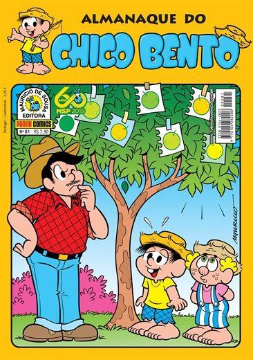 Almanaque do Chico Bento - 81
