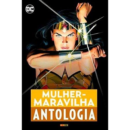 Mulher-Maravilha Antologia