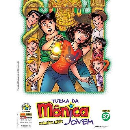 Turma da Mônica Jovem - Primeira Série - Vol. 37
