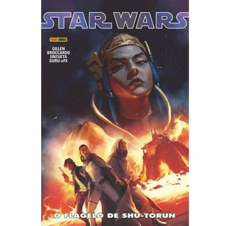 Star Wars: O Flagelo De Sho-torun