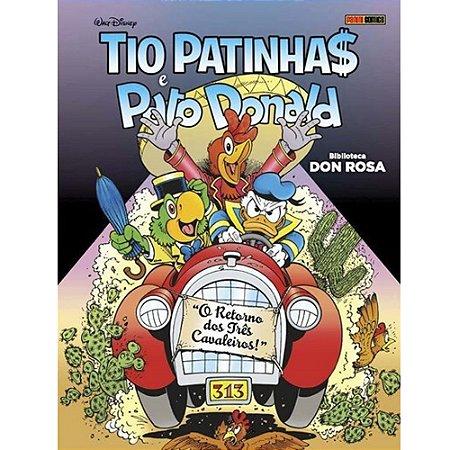 Tio Patinha$ e Pato Donald: O Retorno dos Três Cavaleiros