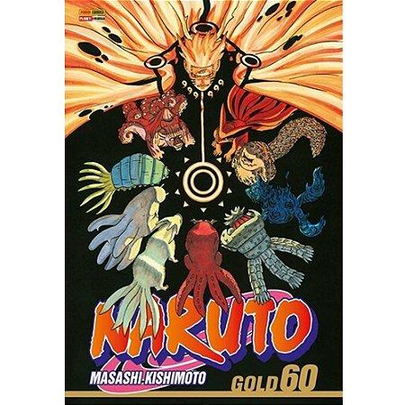 Naruto Gold - Edição 60