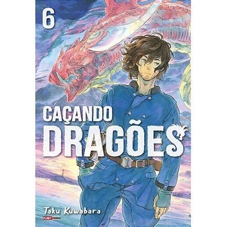 Caçando Dragões - 06