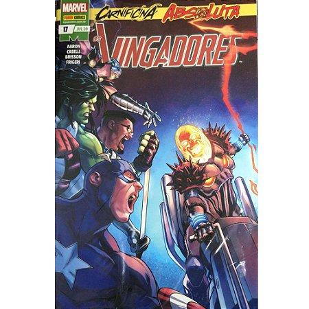 OS VINGADORES (2º SERIE) - VOLUME 17