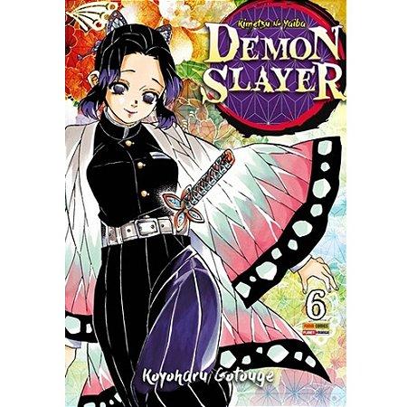 Kimetsu no Yaiba: Demon Slayer - Volume 6