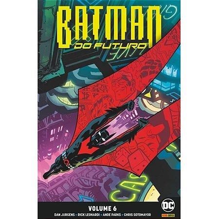 Batman do Futuro - Volume 06