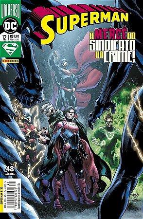 Superman : À Mercê do Sindicato do Crime vol.12