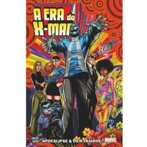 A Era Do X-man - Volume 06