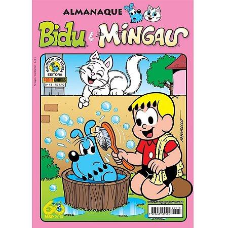 Almanaque do Bidu & Mingau - 13