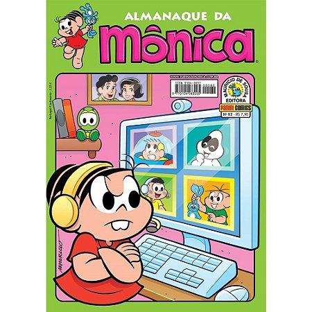 Almanaque Da Mônica - 82