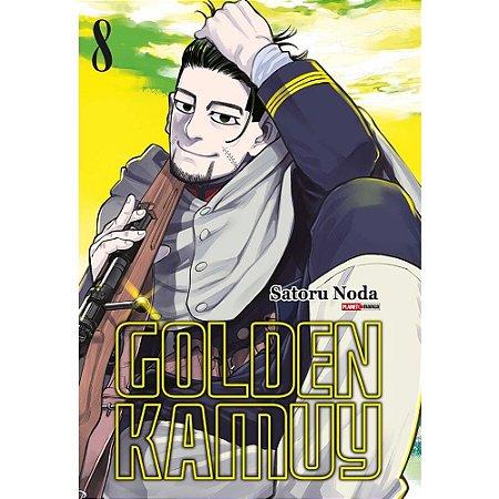 Golden Kamuy - 08