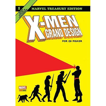X-men: Grand Design Vol.01