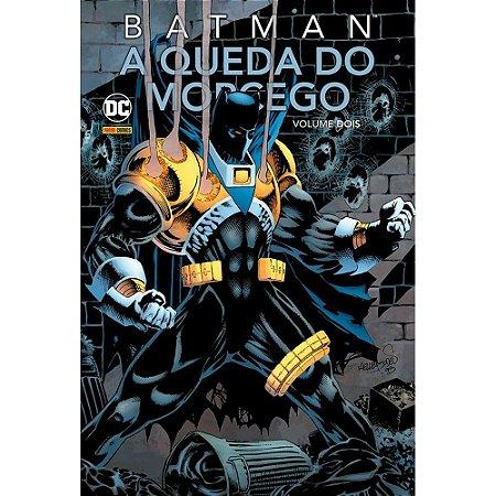Batman: A Queda Do Morcego Vol.02