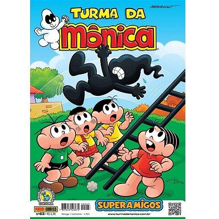 Turma da Mônica - 63