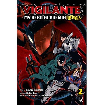 Vigilante My Hero Academia Illegals - Vol. 02