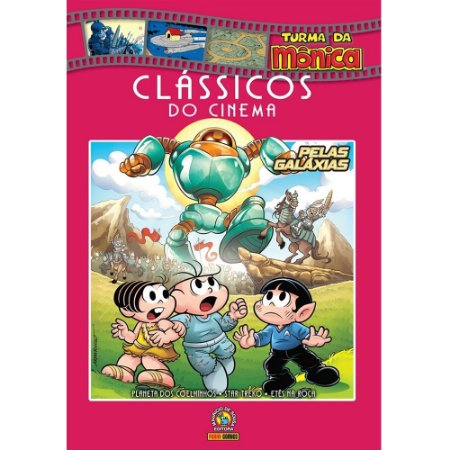 Livro Clássicos do Cinema - Vol. 11