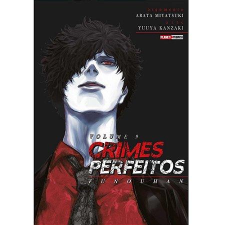 Crimes Perfeitos: Funouhan - Volume 9