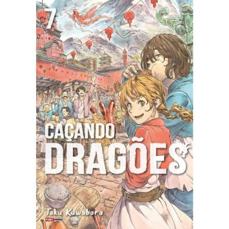 Caçando Dragões - 07