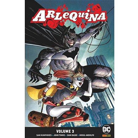 Arlequina - Volume 03