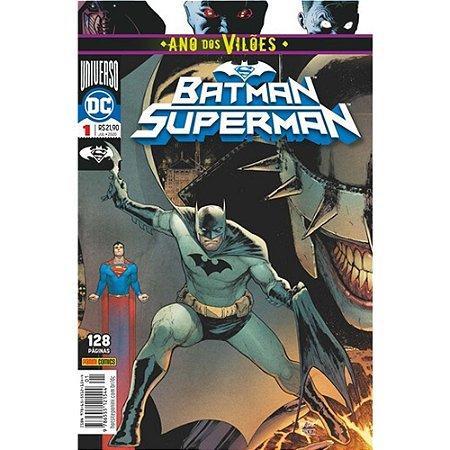 Batman / Superman - 01