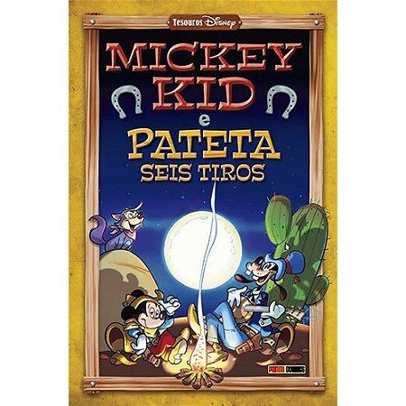 Mickey Kid e Pateta - Seis Tiros