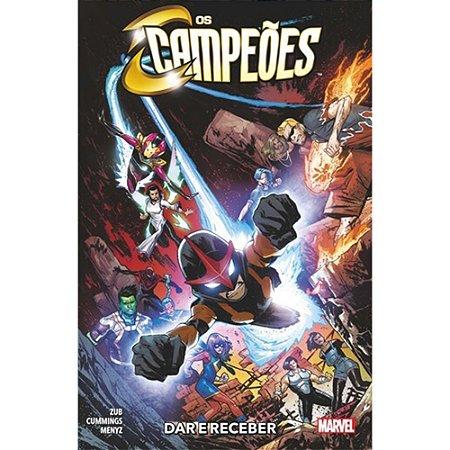 OS Campeões - Volume 04