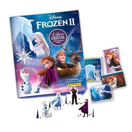 Kit Album Frozen + 6 Envelopes