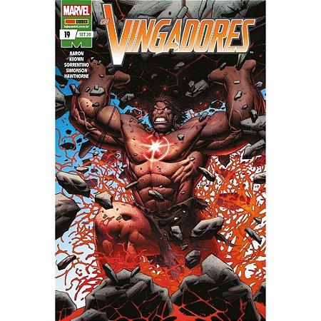 Os Vingadores - Edição 19