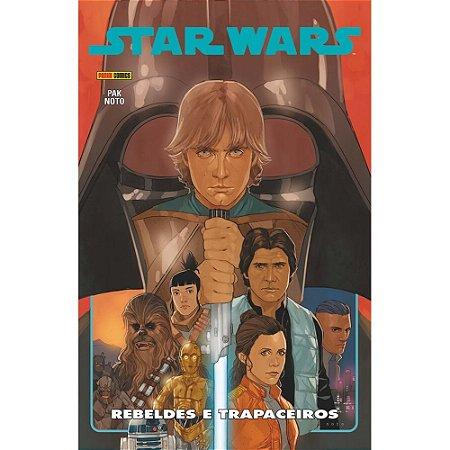 Star Wars: Rebeldes e Trapaceiros