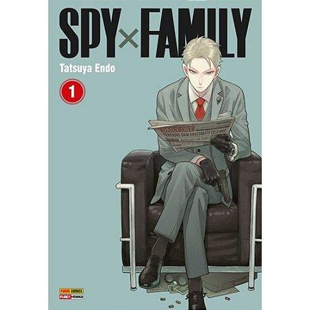 Spy X Family - Volume 1