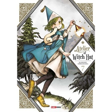 Atelier Of Witch Hat - Volume 07