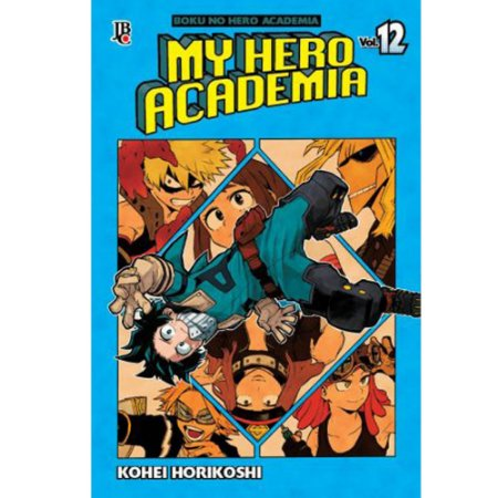 My Hero Academia - Volume 12