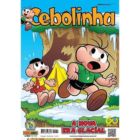 Cebolinha - Edição 62