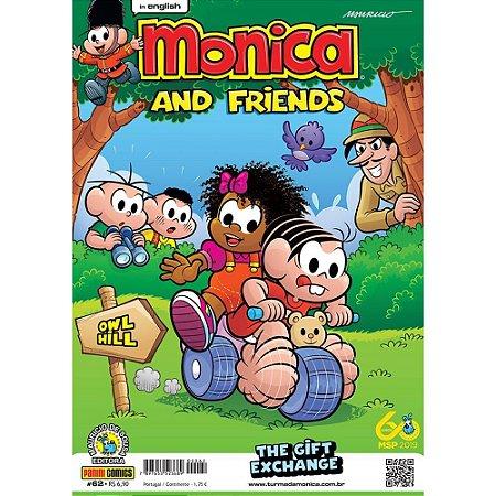Mônica and Friends - Edição 62