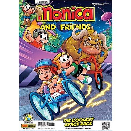 Monica and Friends - Edição 65