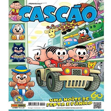 Cascão - Volume 55