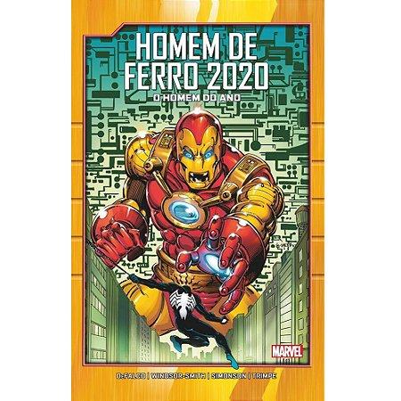 Homem de Ferro 2020: O Homem do Ano